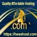 Hesshost.com - Premium Quality affordable hosting services