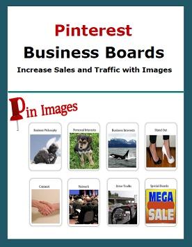 Pinterest Business Boards